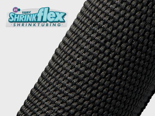 Gaine en Tissu Thermorétractable Shrinkflex® 2:1 Fabric